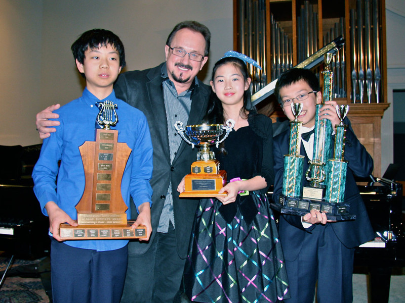 Russian Piano School | Violin School - West Vancouver - Amadeus Music Academy