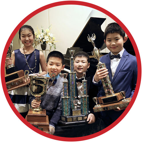 Piano lessons north Vancouver