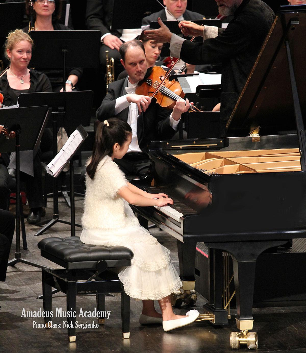 Piano classes north Vancouver