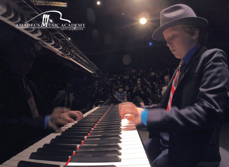 Piano Vancouver lessons
