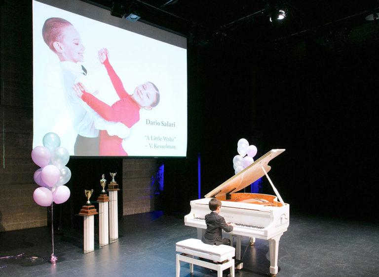 Dario Salari - Piano Concert 2019