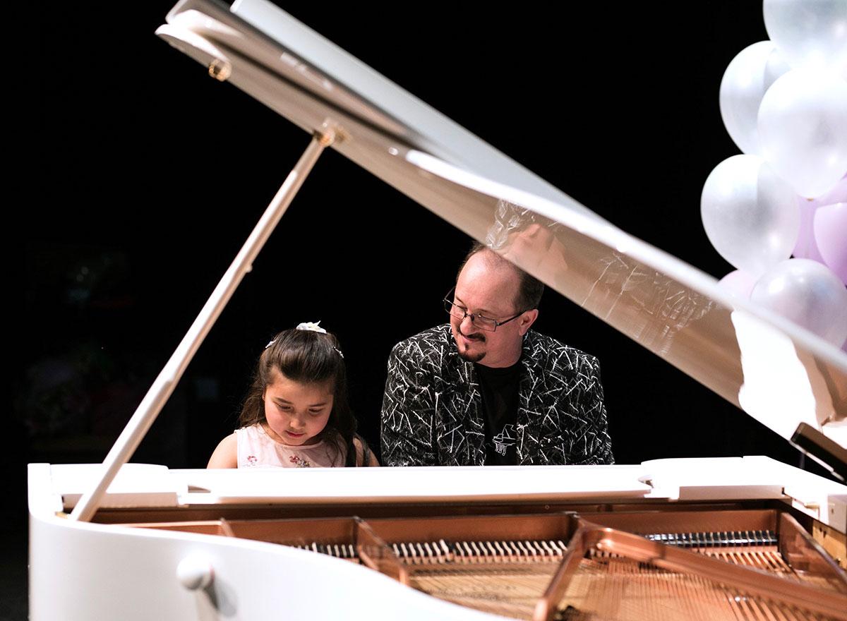 Elite Piano Studios - Nick Sergienko