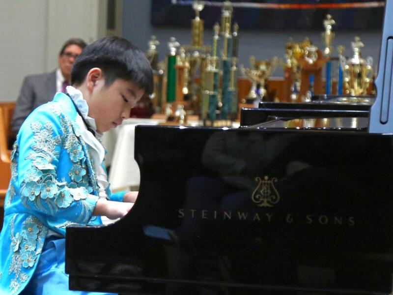 Private Piano Lessons - Elite Piano Studios